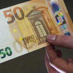 50欧元新钞纸币正式发行,防伪系数大增